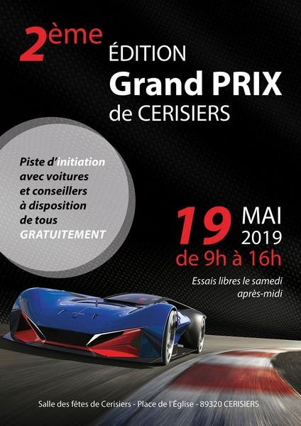 19 Mai 2019 : Deuxième Edition Grand Prix de Cerisiers (89) Affiche_2019_cerisiers_600px
